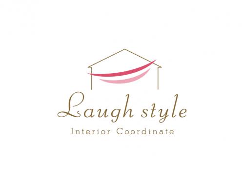 ロゴデザイン-Laugh style様
